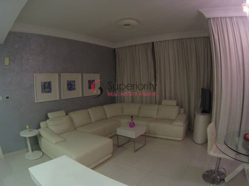 2 Call Now | Well Maintained | 2BR For Sale in The Signature Downtown|