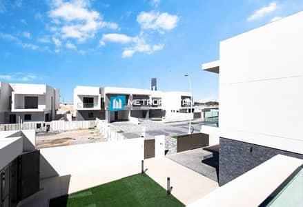 فیلا 5 غرف نوم للبيع في جزيرة ياس، أبوظبي - Splendid Townhouse Available Now! Great Investment