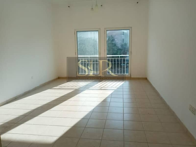 With balcony Studio for Sale in Mogul cluster