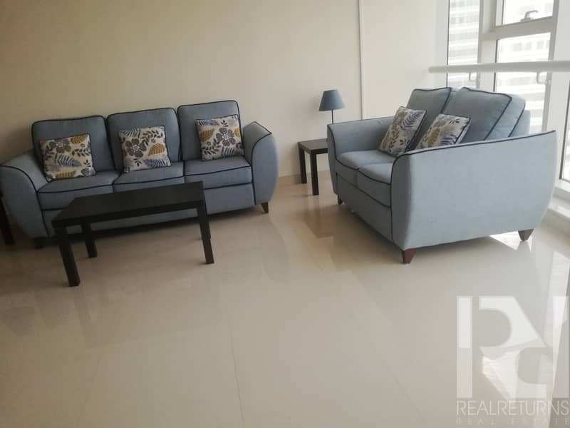 A fully Furnished Office on the Metro For Rent