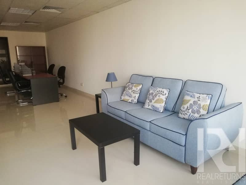 2 A fully Furnished Office on the Metro For Rent