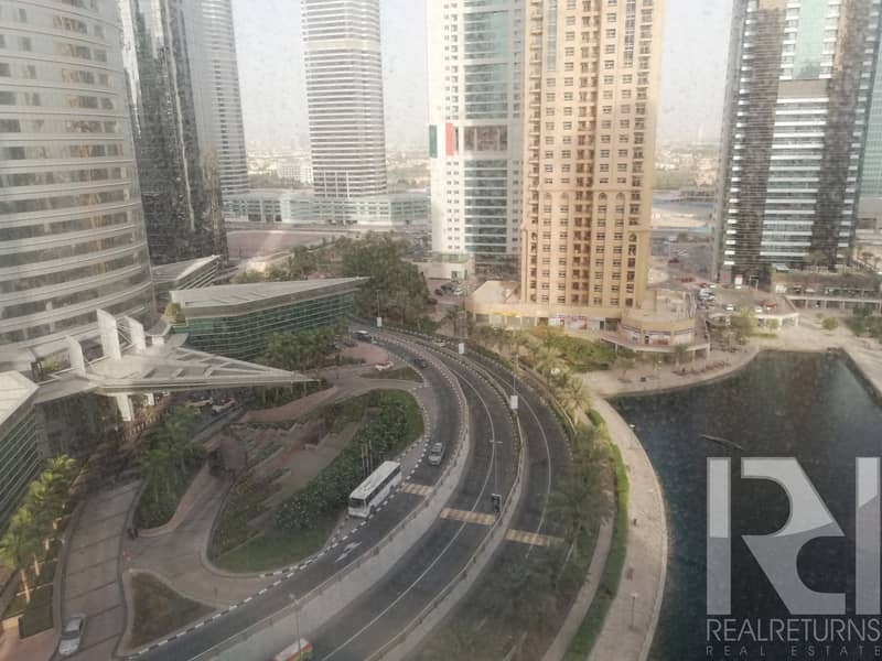 9 A fully Furnished Office on the Metro For Rent