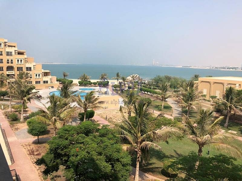 Great Investment! 2 BR   Unfurnished   Sea View!