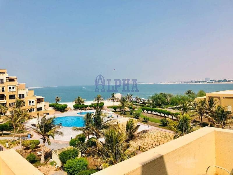2 Great Investment! 2 BR   Unfurnished   Sea View!
