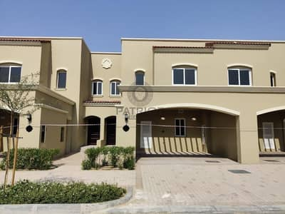 3 Bedroom Townhouse for Rent in Serena, Dubai - Three Bedroom Plus Maid | Near To Pool & Park | Ready To Move In