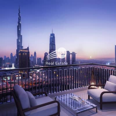 2 Bedroom Apartment for Sale in Downtown Dubai, Dubai - Great Investment I 3 Yrs Post Handover Plan