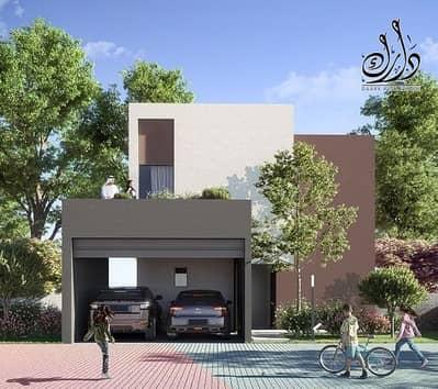 تاون هاوس 3 غرف نوم للبيع في الجادة، الشارقة - Garden Home   Safe Community   Flexible Payment   3 BR in ALjada