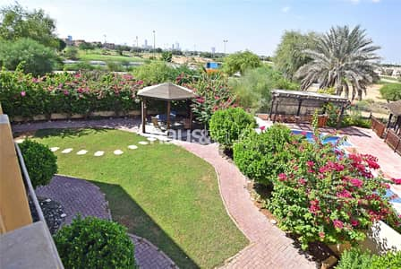 5 Bedroom Villa for Sale in Arabian Ranches, Dubai - Extended | Type 11 | Golf Course facing