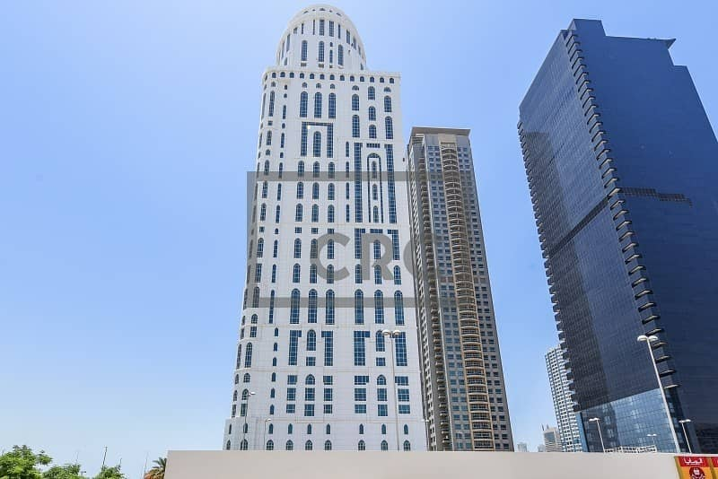 10 Spacious Office | JLT | Dome Tower | Shell & Core
