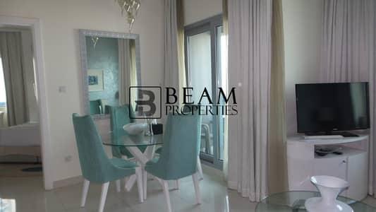 شقة 1 غرفة نوم للايجار في وسط مدينة دبي، دبي - Reduced price || fully furnished unit || 60k