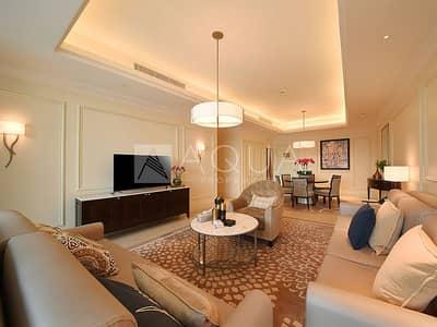 شقة 2 غرفة نوم للبيع في وسط مدينة دبي، دبي - Furnished | Burj Khalifa and Fountain Views