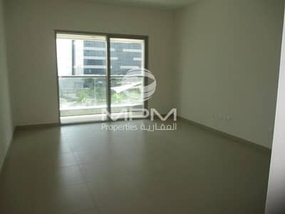 1 Bedroom Apartment for Rent in Al Reem Island, Abu Dhabi - 1 BR. Apt. with 3000 Yas Mall voucher in The Arc Tower