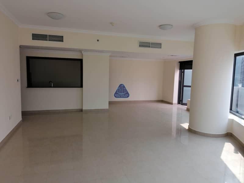 2 Marina View , 3 Bed Room , with Balcony Near Metro Station