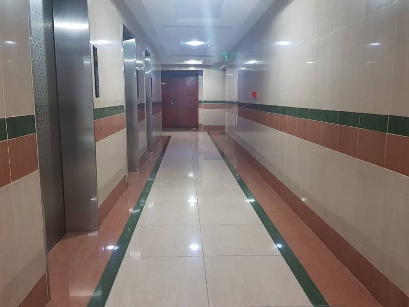 2 Tower Building Spacious 3 Bedrooms with Maids Room Available in Airport Road Near Suzuki showroom.