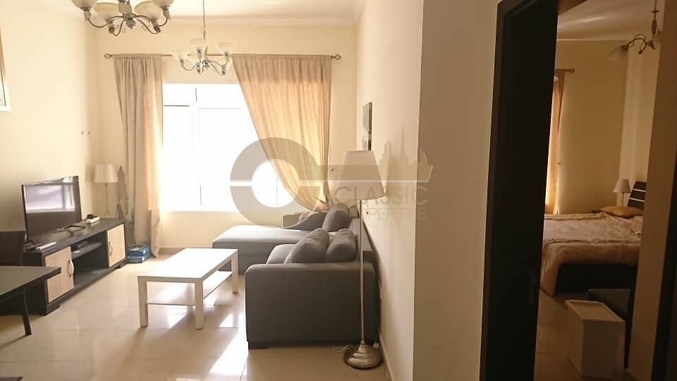 2 Furnished 1 Bedroom | Lake City Tower | Next to Metro Station