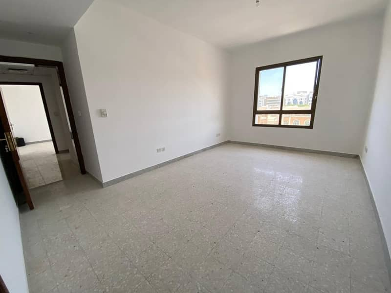 18 Tower Building Spacious 3 BHK Available in Airport Road Near Fatima Super Market.