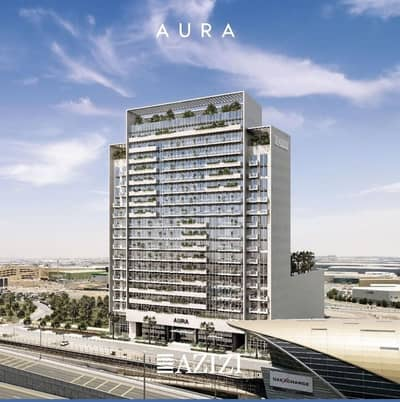 1 Bedroom Apartment for Sale in Downtown Jebel Ali, Dubai - 3% booking 4 years post hand over get ready now