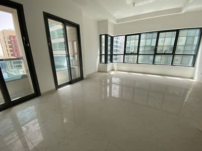Spacious 2 BHK Bright Apartment With 2 Balcony Available In Al Nahyan Mamoura