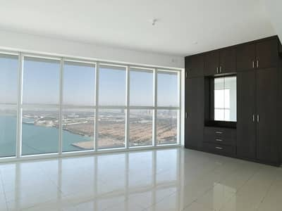 2 Bedroom Apartment for Sale in Al Reem Island, Abu Dhabi - Investors Deal! Spacious unit w/ Full Marina View