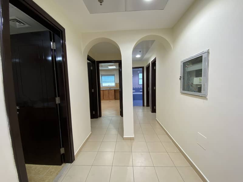 2 Spacious 2 Bedroom Big Hall With Underground Parking In Al Nahyan Mamoura | 70K!