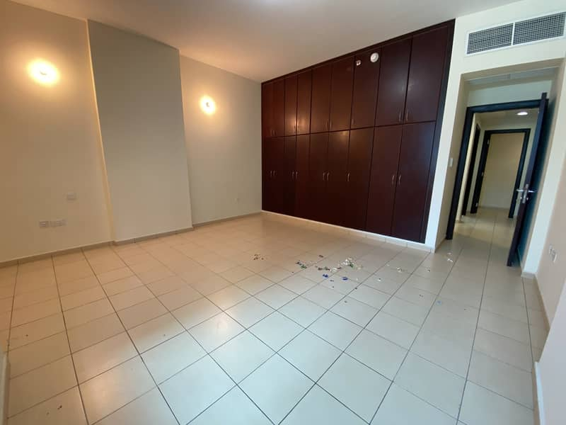 Pleasant Apartment 1 BHK With Wardrobes 62K In Al Nahyan Mamoura