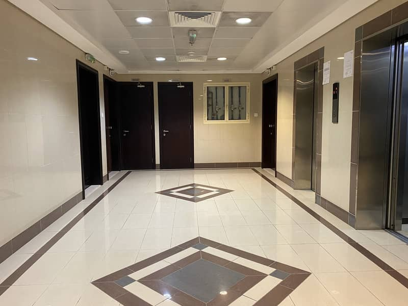 2 Pleasant Apartment 1 BHK With Wardrobes 62K In Al Nahyan Mamoura