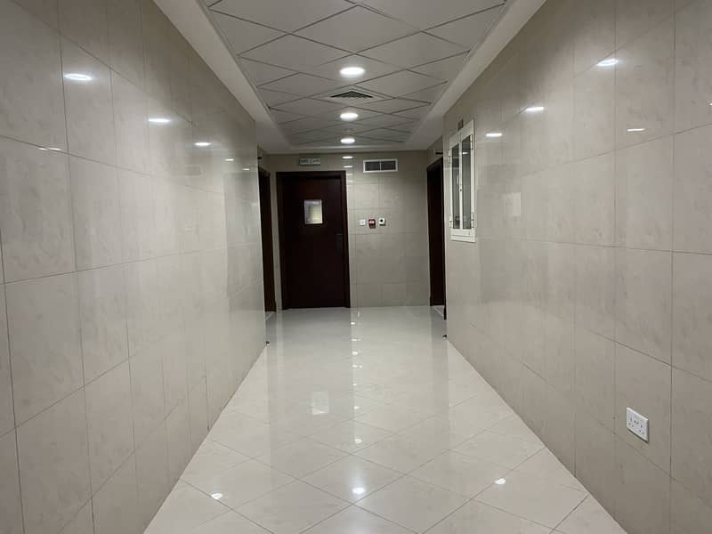 2 NEW BUILDING! 45K | 1 BHK | Spacious Living Hall | Al Nahyan Mamoura.