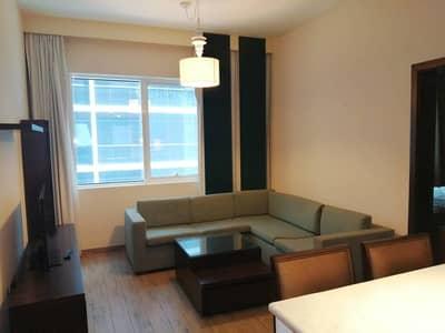 شقة 1 غرفة نوم للايجار في شارع الشيخ خليفة بن زايد، أبوظبي - Fully Furnished 1 Bedroom Apartment including Utilities with Gym Pool & Parking in Al Mamoura.