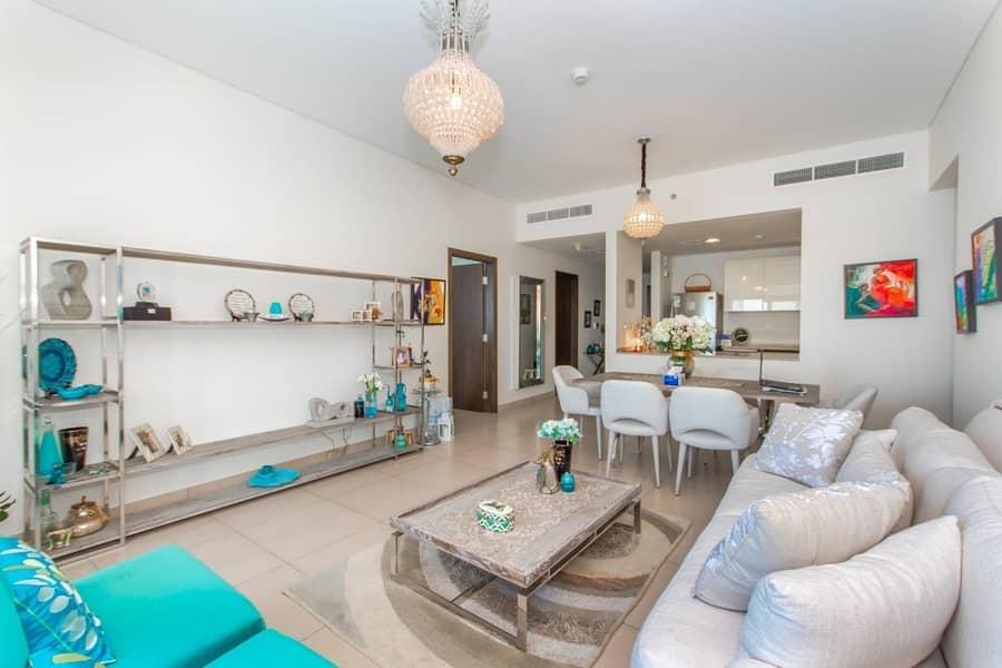 109 Hot Offer 3 Bedrooms 5 Bathrooms + Maidsroom Full Sea View 145k