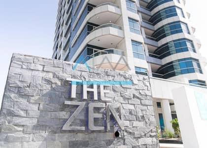 شقة 2 غرفة نوم للايجار في دبي مارينا، دبي - The Zen
