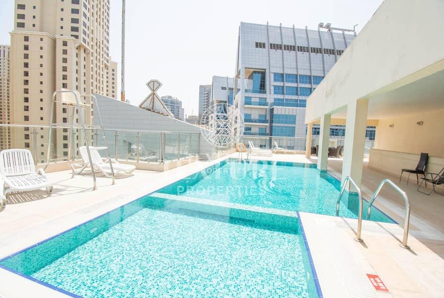 28 Spacious 3 Bedroom at Dubai Marina