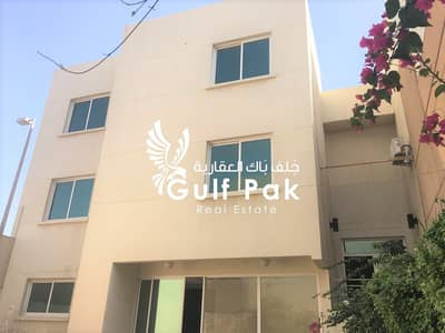 6 Bedroom Villa for Rent in Al Nahyan, Abu Dhabi - Grand 6BR Detached villa with private pool