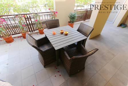 2 Bedroom Apartment for Rent in The Views, Dubai - Largest 2 plus Study | Turia | Private Courtyard