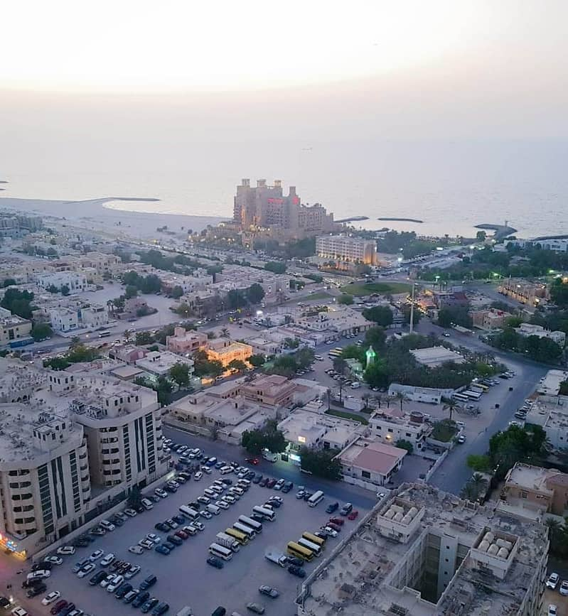 Fully Maintained Sea View 3 BHK For Cash Sale In Ajman One Tower