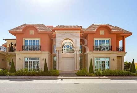 7 Bedroom Villa for Sale in Palm Jumeirah, Dubai - Luxurious Custom Built Villa | Exclusive Frond J