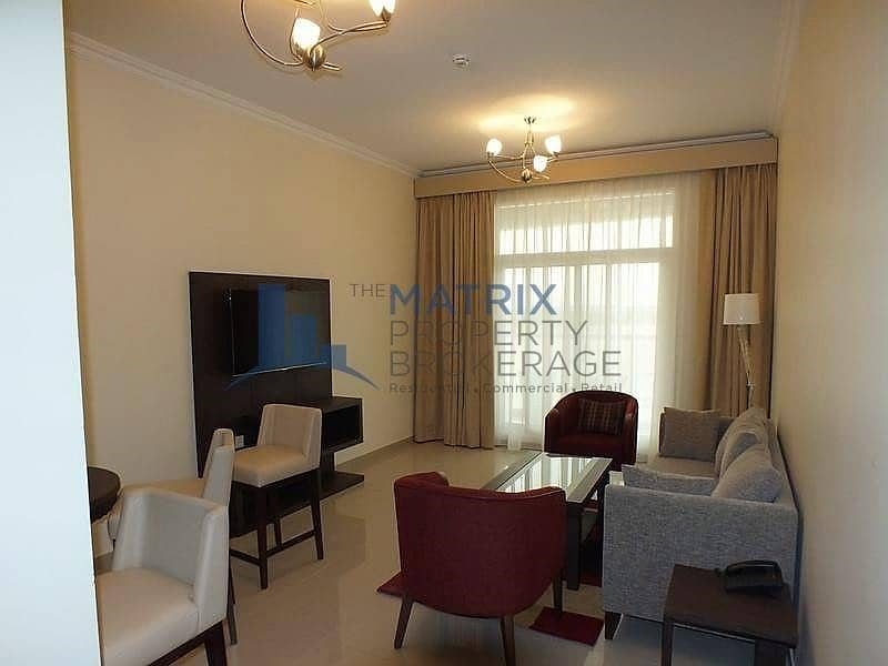 2 Gorgeous Furnished 1BR in Siraj