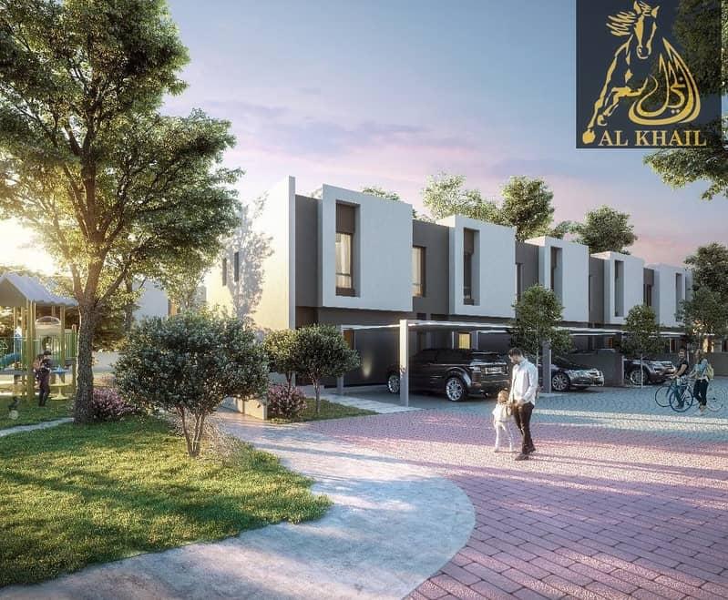 Luxury Corner End 3 Bedroom Th In Sarab Community