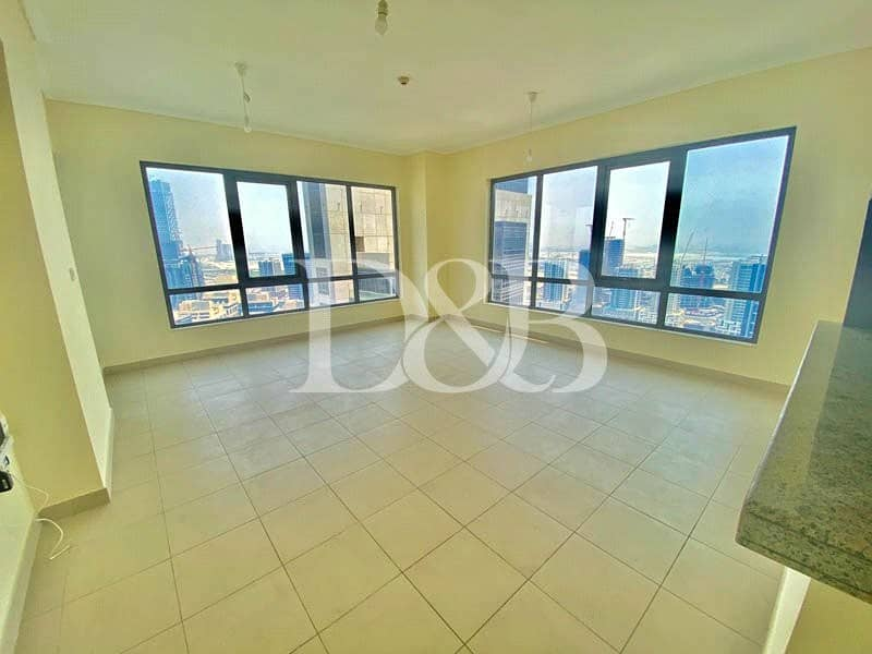 2 High Floor   Park View   Vacant   Tranquil