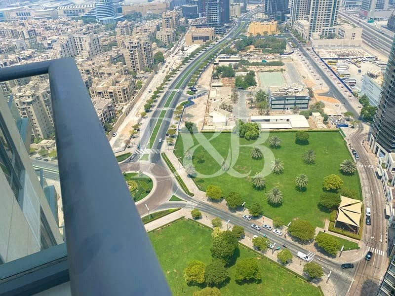 High Floor   Park View   Vacant   Tranquil