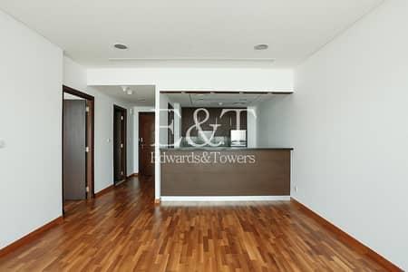 شقة 1 غرفة نوم للايجار في مركز دبي المالي العالمي، دبي - High Floor   Zabeel views   Vacant