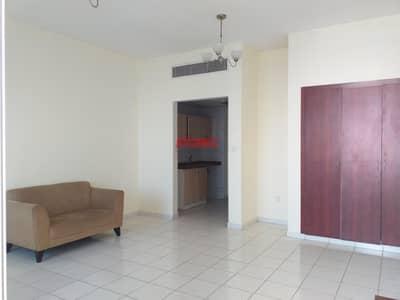 Studio for Rent in International City, Dubai - Large Studio with double balcony - England Y