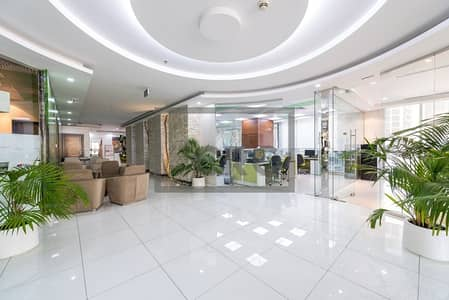 Office for Sale in Dubai Marina, Dubai - Investor deal|High ROI|Luxury fitted