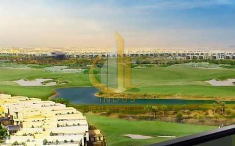 شقة 2 غرفة نوم للبيع في داماك هيلز (أكويا من داماك)، دبي - Full Golf Course View   3 Yr Payment Plan