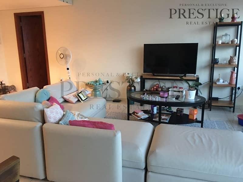 2 Bedroom en suite in JLT for rent