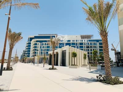 2 Bedroom Apartment for Rent in Saadiyat Island, Abu Dhabi - With Kitchen Appliances & Terrace And Partial Sea View