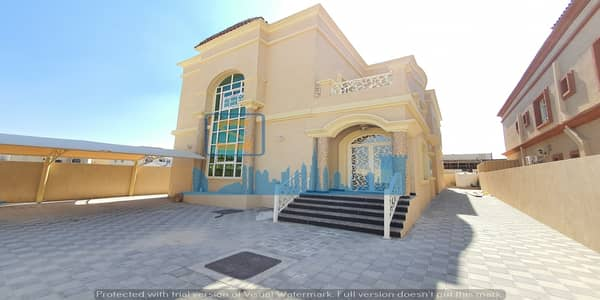 5 Bedroom Villa for Sale in Al Mowaihat, Ajman - villa for sale directly from the owner at an attractive price, superdelux finishing A minute from Sheikh Mohammed bin Zayed Street, opposite the Saudi German Hospital
