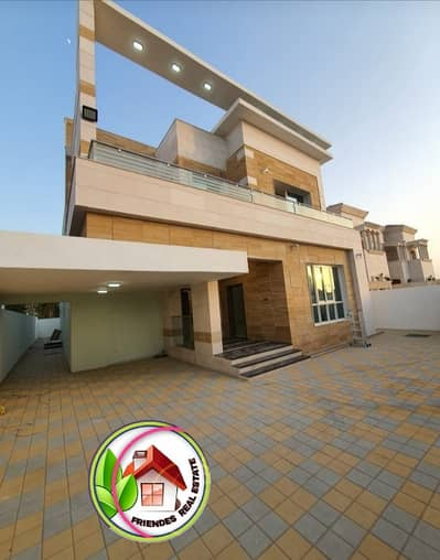 Villa for sale directly from the owner and our exclusive site At the lowest bank rate