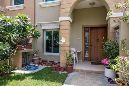 تاون هاوس 3 غرف نوم للبيع في قرية جميرا الدائرية، دبي - Upgraded 3bed TH Plus Basement | Middle  Unit | Rented till Aug 15th