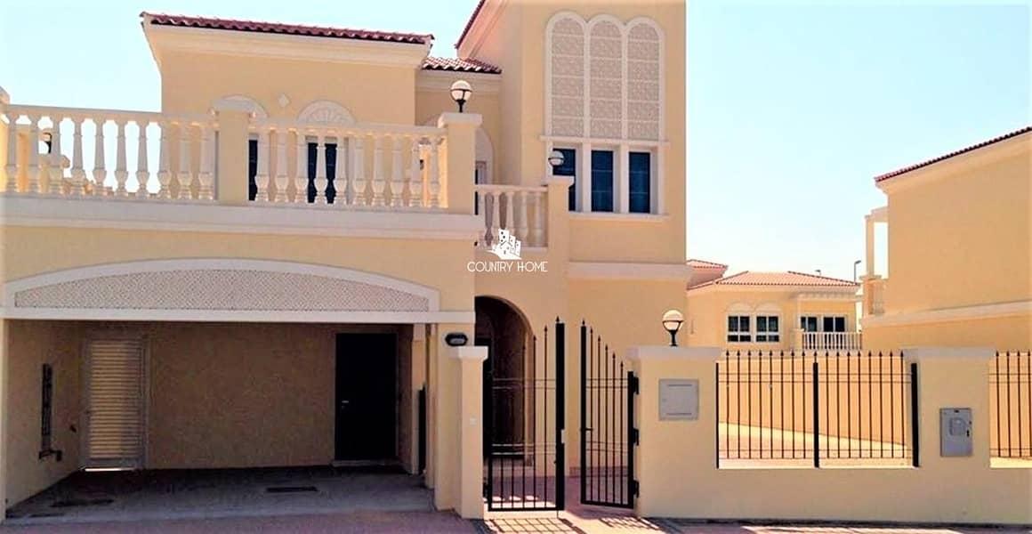 Huge Private Garden   2BR Nakheel Villa   Dist -16