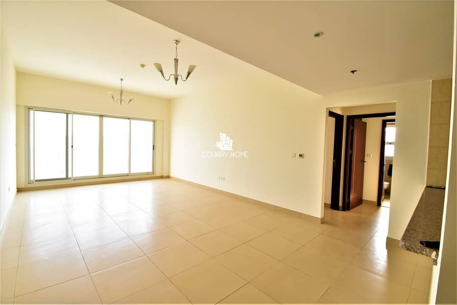 Brand New | Vacant | Spacious 1 BHK